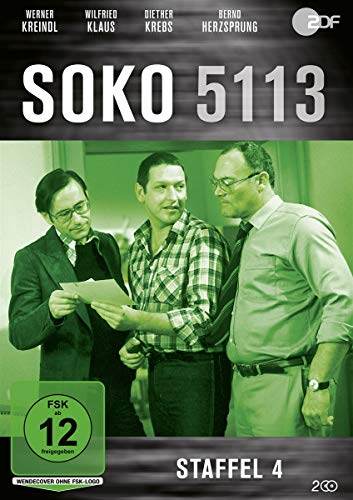 SOKO 5113 Staffel 4 (2 DVDs)