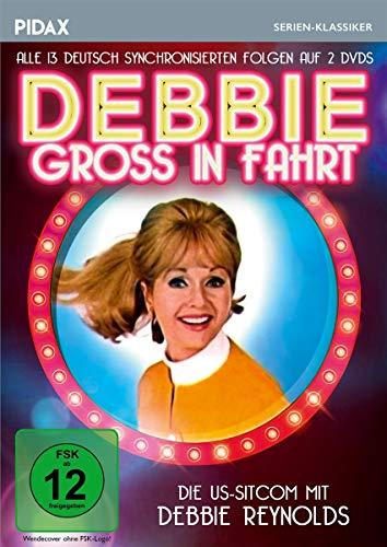 Debbie groß in Fahrt Alle deutsch synchronisierten Folgen (2 DVDs)