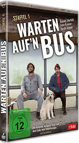 Warten auf'n Bus - Staffel 1 (2 DVDs)