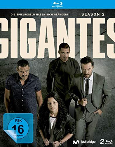 Gigantes Staffel 2 [Blu-ray]