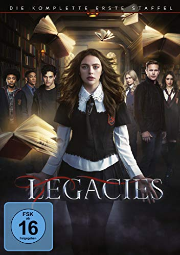 Legacies Staffel 1 (3 DVDs)