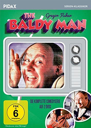Baldy Man Die komplette Serie (2 DVDs)