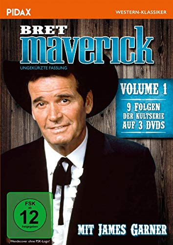 Bret Maverick, Vol. 1 (3 DVDs)