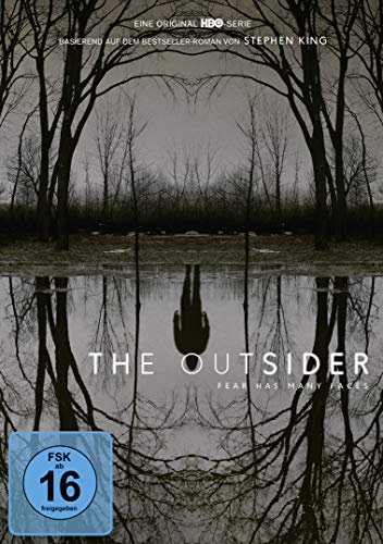 The Outsider Staffel 1 (4 DVDs)