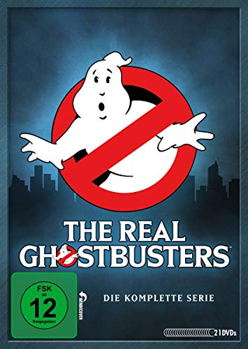 The Real Ghostbusters - Die komplette Serie (21 DVDs)
