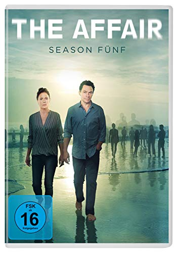 The Affair Staffel 5 (4 DVDs)