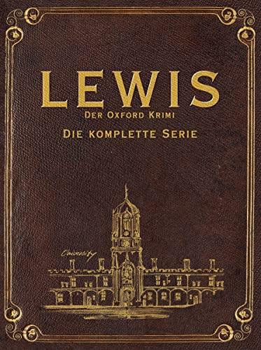 Lewis - Der Oxford Krimi:
