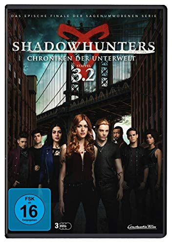 Shadowhunters - Chroniken der Unterwelt: Staffel 3.2 (3 DVDs)