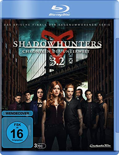 Shadowhunters - Chroniken der Unterwelt: Staffel 3.2 [Blu-ray]