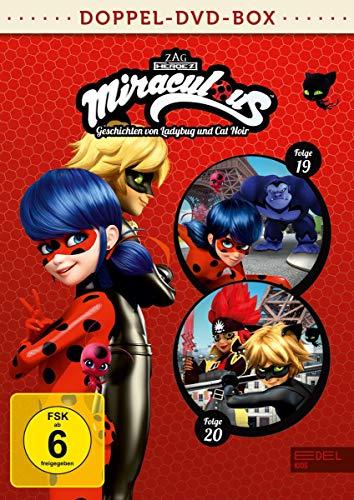 Miraculous - Geschichten von Ladybug und Cat Noir, Folgen 19+20 (2 DVDs)