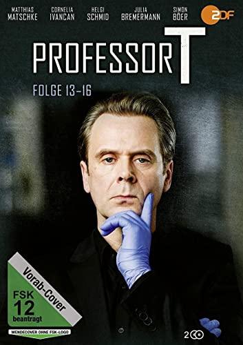 Professor T. Vol. 4 (Folge 13-16)