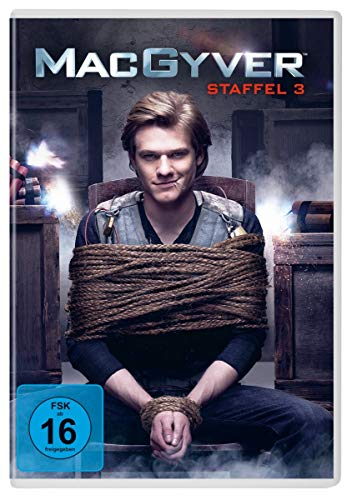 MacGyver Staffel 3 (6 DVDs)