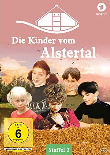 Die Kinder vom Alstertal - Staffel 2 (2 DVDs)