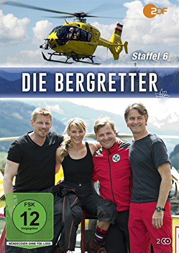 Die Bergretter Staffel  6 (2 DVDs)
