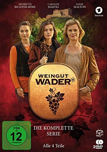 Weingut Wader Die komplette Serie (2 DVDs)