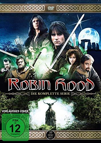 Robin Hood Die komplette Serie (10 DVDs)