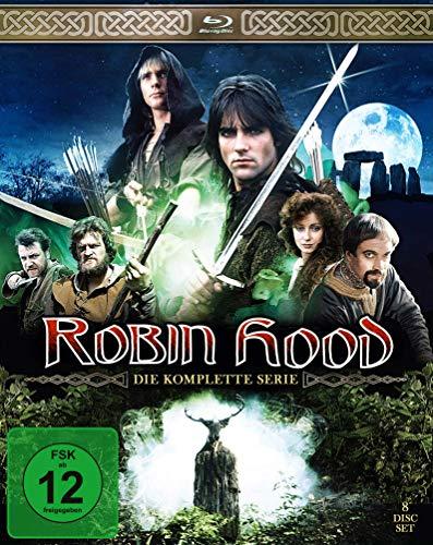 Robin Hood Die komplette Serie [Blu-ray]