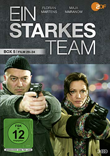 Ein starkes Team Box  5 (Film 29-34) (3 DVDs)