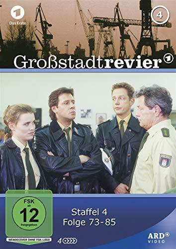 Großstadtrevier Box  4, Staffel 9 (4 DVDs)