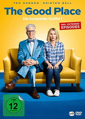 The Good Place - Staffel 1 (4 DVDs)