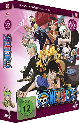 One Piece TV-Serie, Vol.24 (4 DVDs)