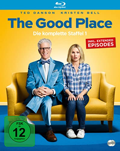 The Good Place Staffel 1 [Blu-ray]