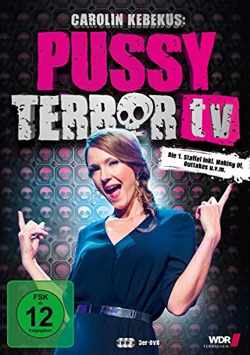 Carolin Kebekus: Pussy Terror TV Staffel 1 (3 DVDs)