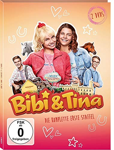 Bibi & Tina (Prime-Serie) - Staffel 1 Prime-Serie - Staffel 1
