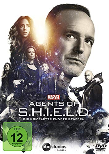 Marvel's Agents of S.H.I.E.L.D. Staffel 5 (6 DVDs)