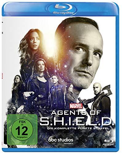 Marvel's Agents of S.H.I.E.L.D. Staffel 5 [Blu-ray]