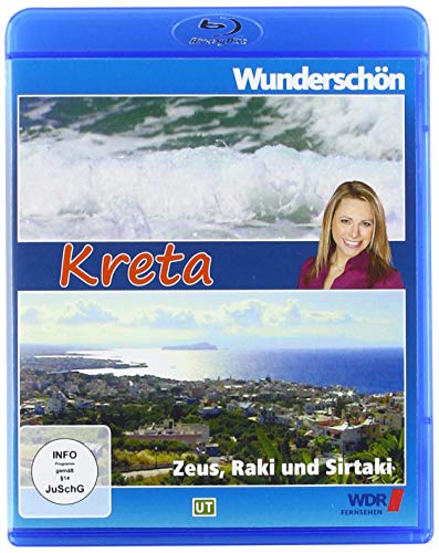 Wunderschön! Kreta - Zeus, Raki und Sirtaki [Blu-ray]