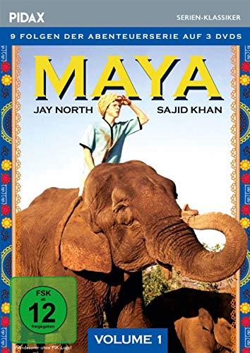 Maya Vol. 1 (3 DVDs)