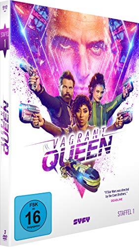 Vagrant Queen Staffel 1 (3 DVDs)