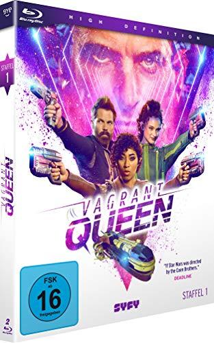 Vagrant Queen Staffel 1 [Blu-ray]