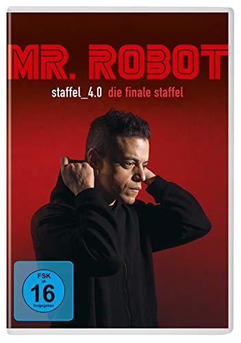 Mr. Robot Staffel 4 (4 DVDs)