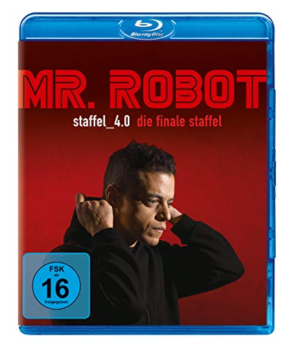 Mr. Robot Staffel 4 [Blu-ray]
