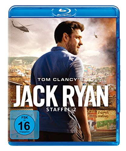 Tom Clancy's Jack Ryan Staffel 2 [Blu-ray]