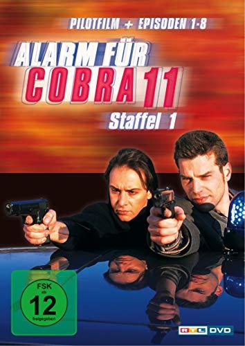 Alarm für Cobra 11 Staffel  1 (Softbox) (3 DVDs)