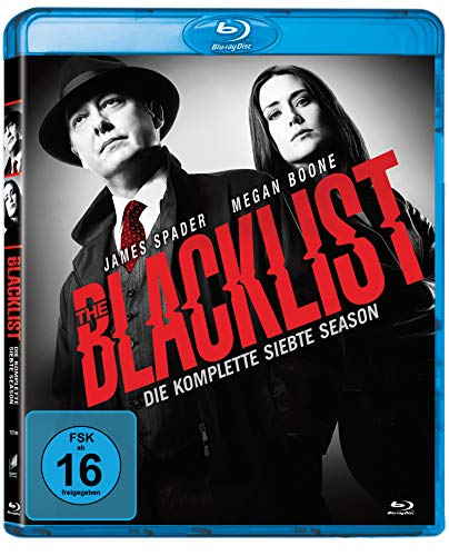 The Blacklist - Staffel 7 [Blu-ray]