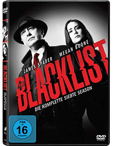 The Blacklist Staffel 7 (5 DVDs)