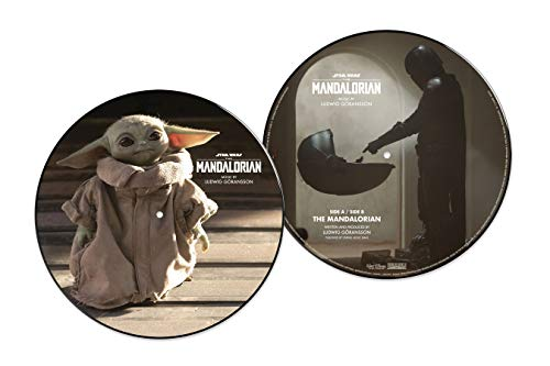 The Mandalorian (The Child / Baby Yoda - Picture Disc) (Vinyl LP)