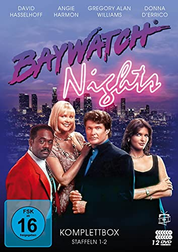 Baywatch Nights Komplettbox (12 DVDs)