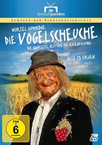 Die Vogelscheuche (Worzel Gummidge) Die komplette deutsche TV-Serienfassung (2 DVDs)