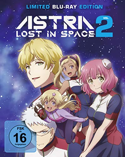 Astra Lost in Space - Vol. 2 (Limited Edition) [Blu-ray]