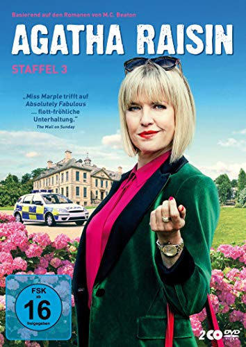 Agatha Raisin Staffel 3 (2 DVDs)