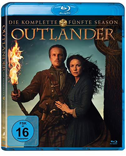 Outlander Staffel 5 [Blu-ray]