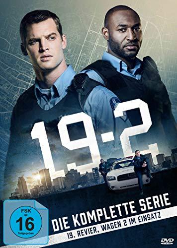 19-2 Die komplette Serie (11 DVDs)