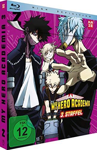 My Hero Academia Staffel 3, Vol. 2 [Blu-ray]