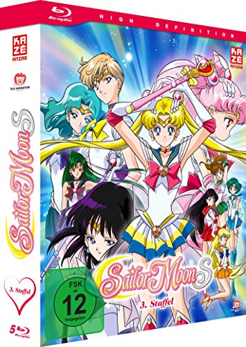 Sailor Moon Staffel 3 [Blu-ray]
