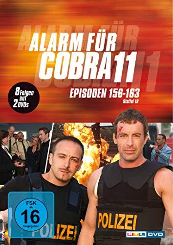 Alarm für Cobra 11 Staffel 19 (2 DVDs)